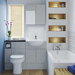 Trend Bathrooms - Gallery Image 1