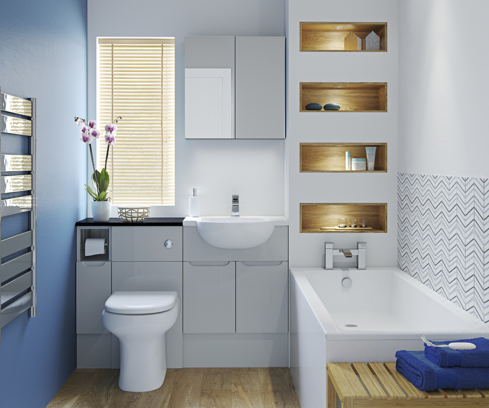 On Trend Bathroom Colors: Trend Bathrooms In Aberdeenshire & Angus
