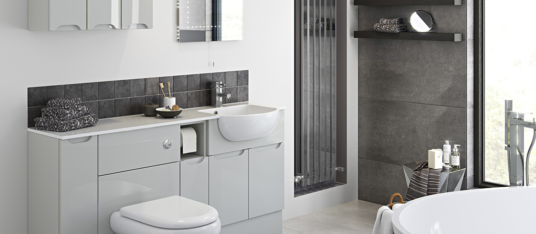 bathroom fitted cabinets trend bathrooms in aberdeenshire amp angus 10566