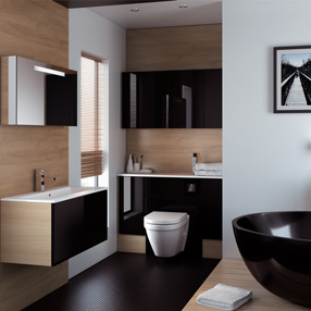 Mereway Bathroom Design and Installation in Laurencekirk, Aberdeenshire