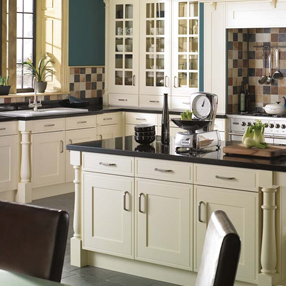 Traditional Kitchen Installation Laurencekirk, Aberdeenshire